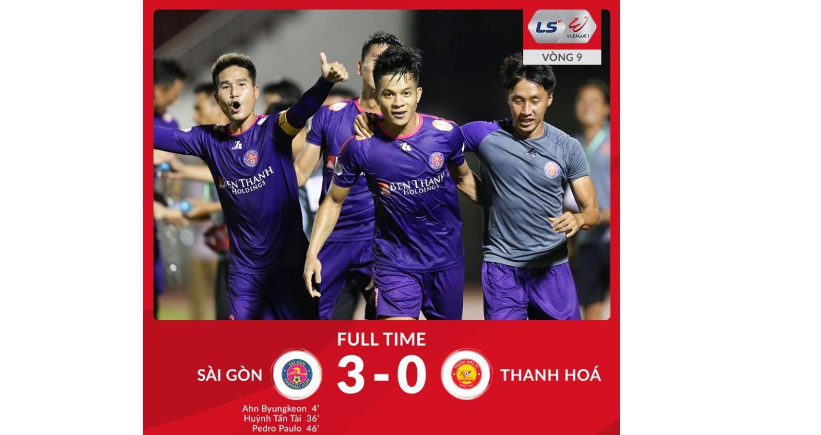 Kết quả Sài Gòn vs Thanh Hóa, Sài Gòn vs Thanh Hóa, Sài Gòn FC, V-League 2020, Sài Gòn, Thanh Hoá, kết quả bóng đá, lịch thi đấu bóng đá