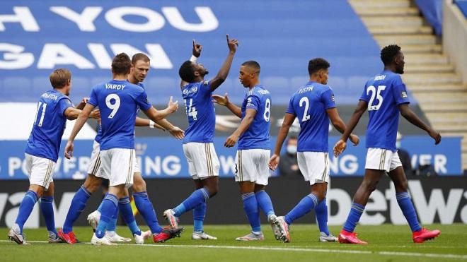 Cuộc đua Top 4 Ngoại hạng Anh: Thua Tottenham, Leicester dâng cơ hội cho MU