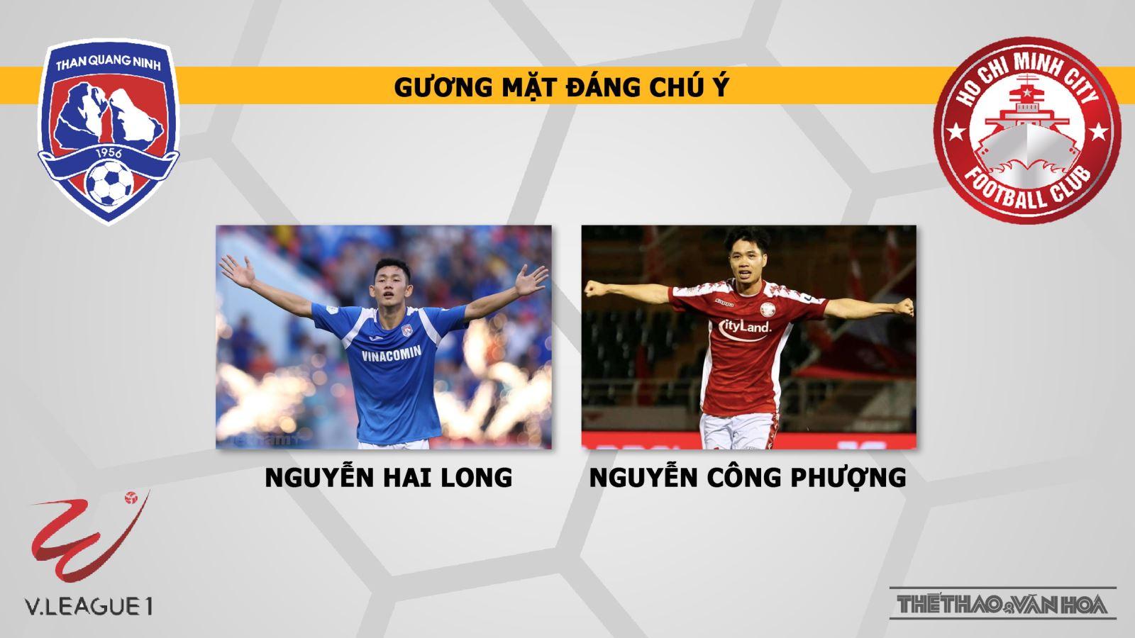Than Quảng Ninh vs TP Hồ Chí Minh, Than Quảng Ninh, TP.HCM, trực tiếp bóng đá, lịch thi đấu bóng đá, bóng đá, soi kèo, kèo bóng đá