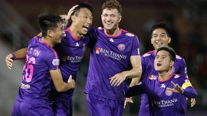 Kết quả bóng đá Sài Gòn 3-0 Nam Định: 'Hiện tượng' Sài Gòn tiếp tục gây ấn tượng với chiến thắng thuyết phục