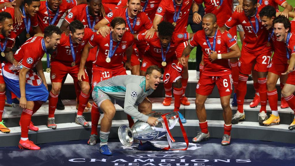 PSG 0-1 Bayern Munich: Neymar và Mbappe 'tắt điện', Bayern giành cú ăn ba