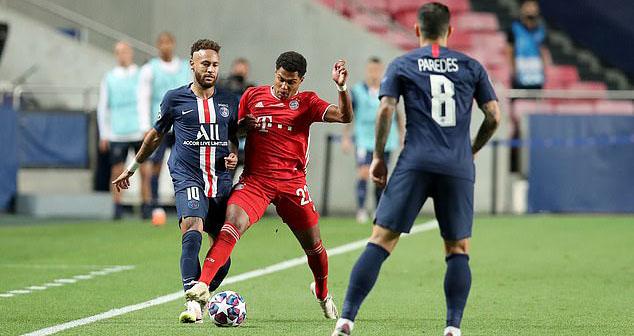 Kết quả bóng đá, PSG 0-1 Bayern Munich, Kết quả bóng đá chung kết Champions League, Kết quả PSG đấu với Bayern Munich, kết quả cúp C1, Neymar, Mbappe, Bayern, PSG