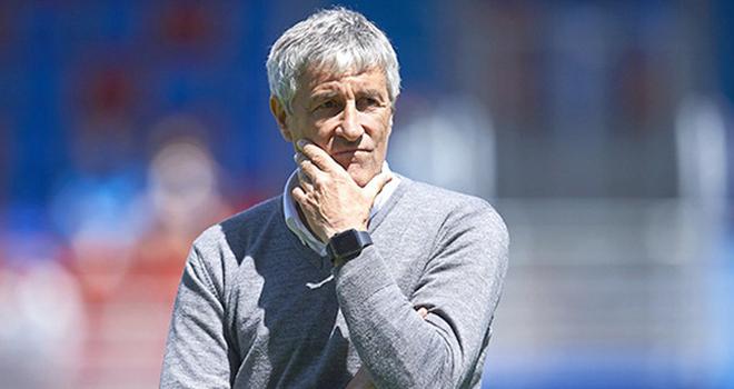 Quique Setien, sa thải Quique Setien, barca sa thải Quique Setien, Barcelona sa thải HLV, Kết quả bóng đá, Barcelona 2-8 Bayern Munich, Kết quả tứ kết cúp C1 châu Âu, kết quả barca đấu với Bayern