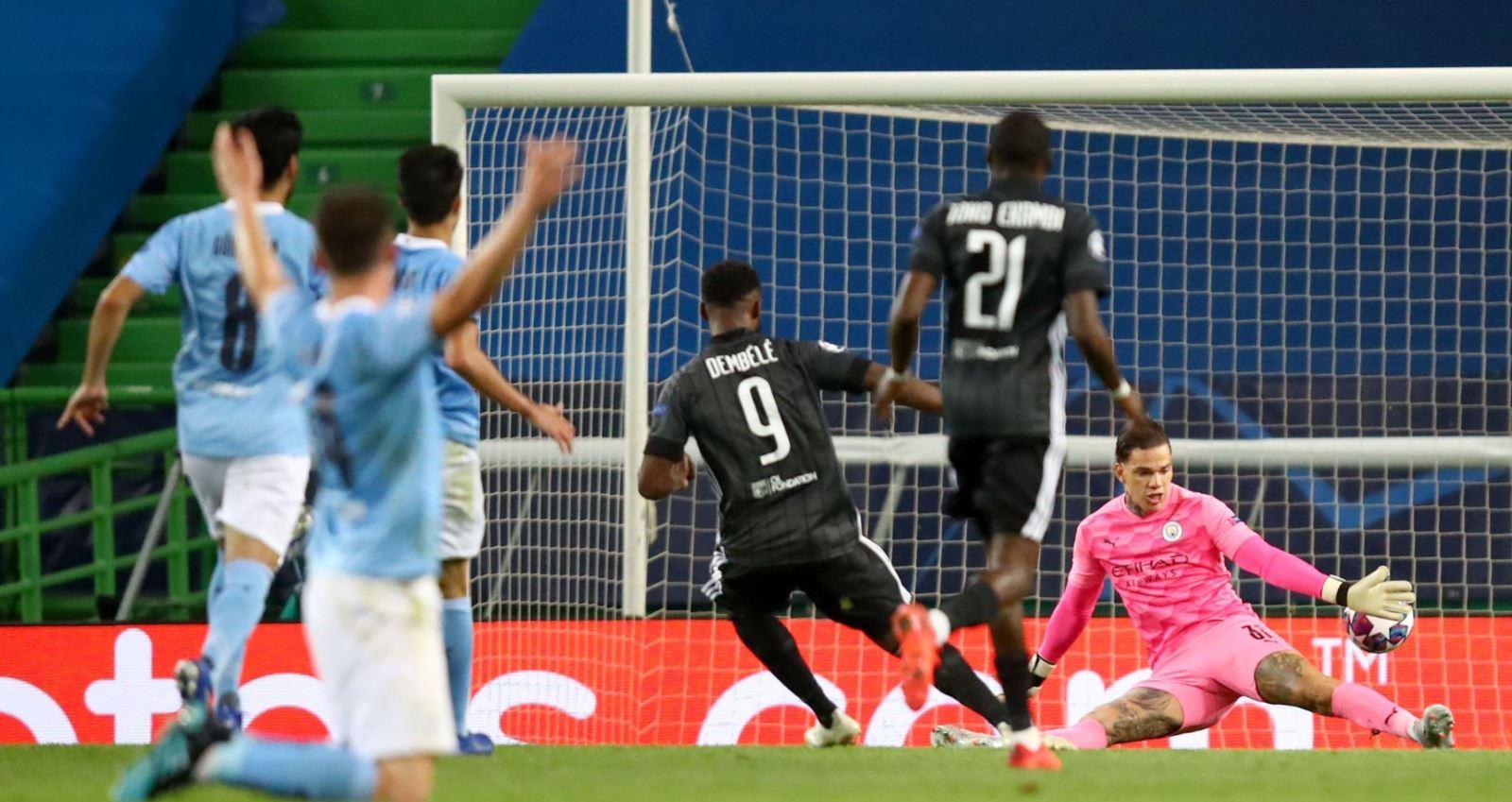 Man City vs Lyon, kết quả bóng đá, kết quả Man City vs Lyon, man city, lyon, xem trực tiếp bóng đá, lịch thi đấu bóng đá, Cúp C1, Champions League
