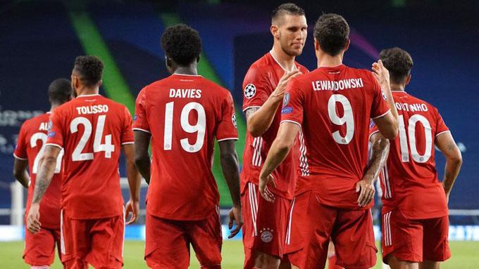 Bóng đá hôm nay 20/8: Bayern Munich thắng Lyon 3-0. MU mời Pogba ký hợp đồng mới