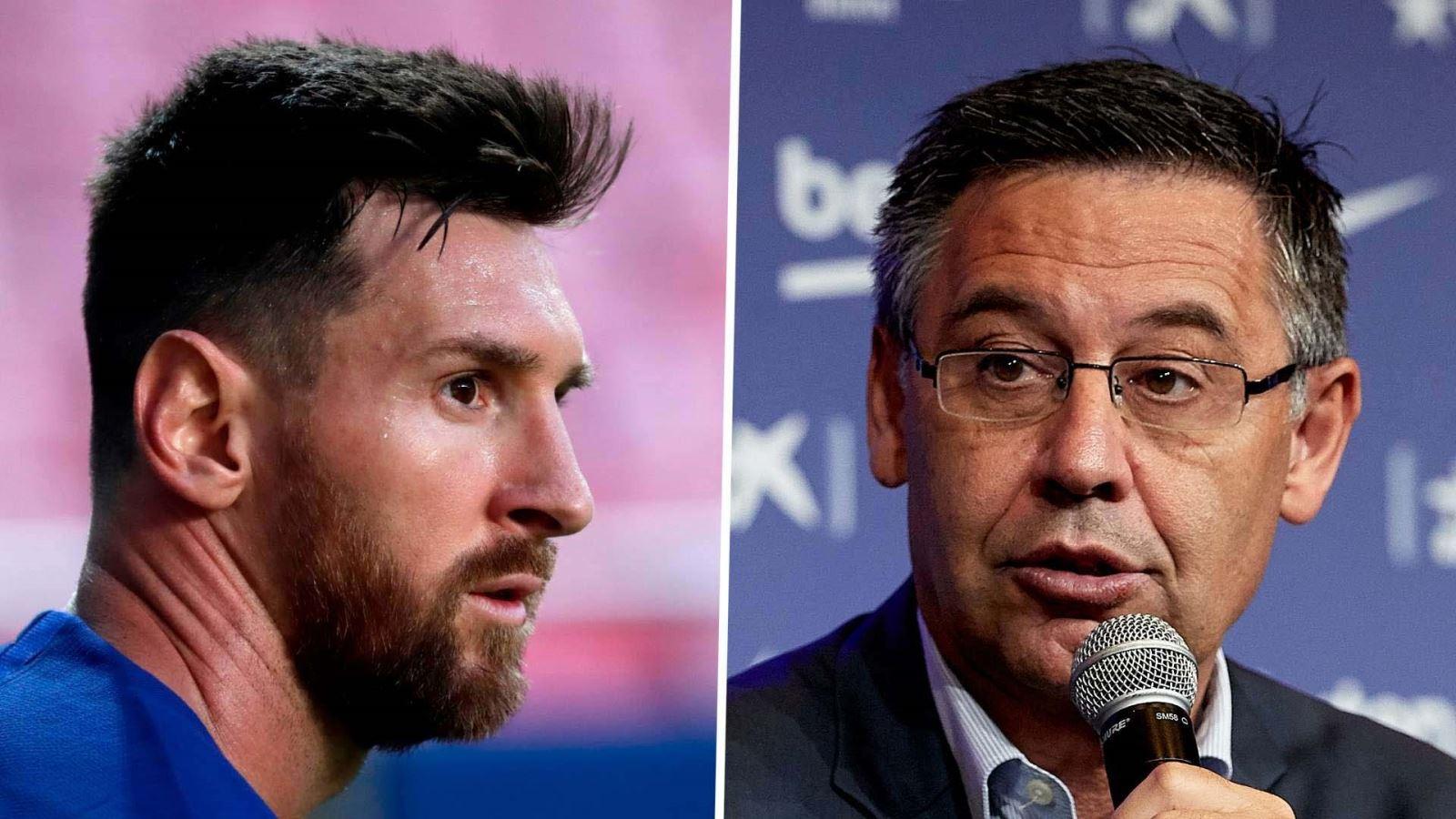 Barcelona: Bartomeu xác nhận Koeman là HLV mới, Messi ở lại, Abidal ra đi