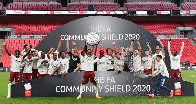 Kết quả bóng đá, Arsenal vs Liverpool, Kết quả bóng đá Siêu cúp Anh, Kết quả Arsenal đấu với Liverpool, Kết quả Community Shield Cup, Kết quả Liverpool vs Arsenal