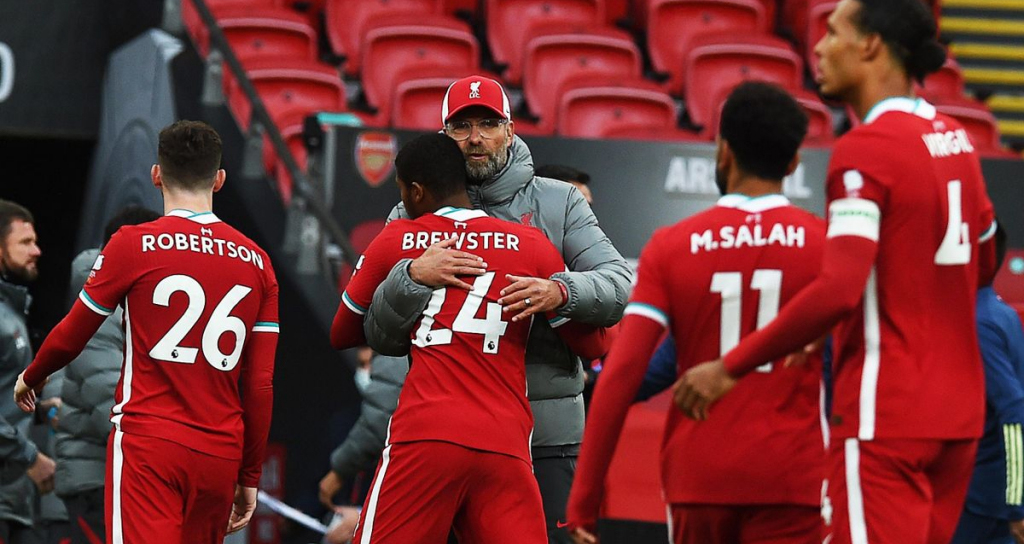 Ket qua bong da, Arsenal vs Liverpool, Kết quả Siêu cúp Anh, Community Shield, Liverpool nhớ Arnold, Arsenal, Liverpool, Aubameyang, Arteta, Klopp, Arsenal giành siêu cúp