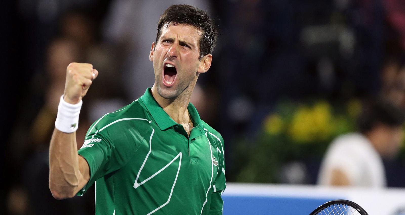 US Open 2020, US Open, quần vợt, tennis, Novak Djokovic, giải mỹ mở rộng, Grand Slam