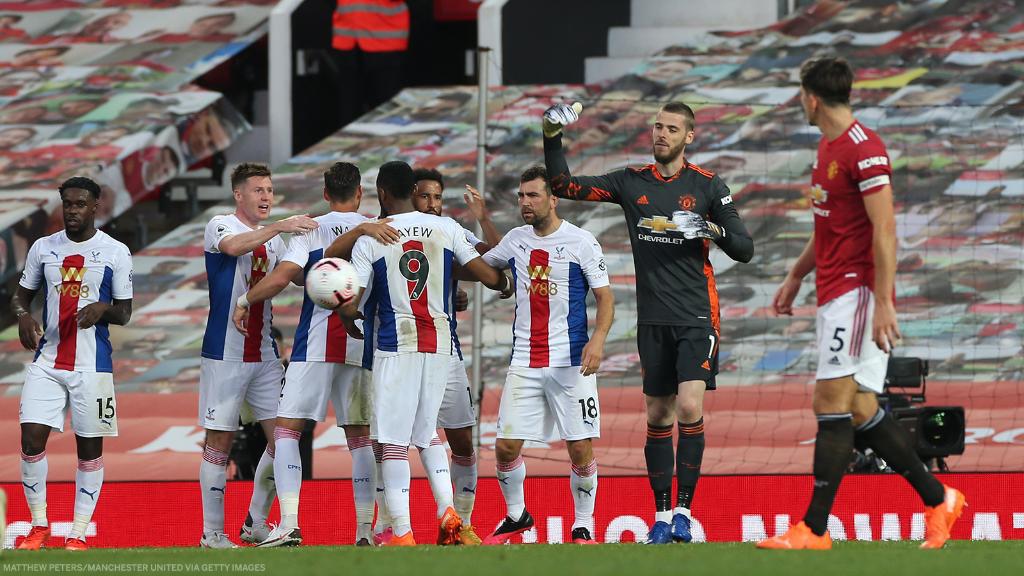 MU 1-3 Crystal Palace: Van de Beek ghi bàn, MU vẫn thua đau trên sân nhà