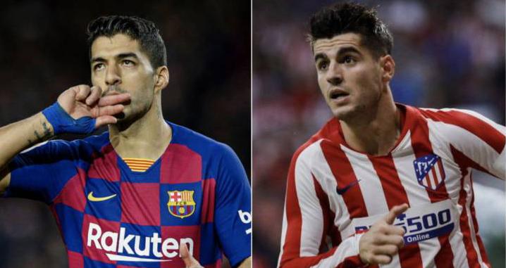 chuyển nhượng, bóng đá, bóng đá hôm nay, luis suarez, atletico madrid, juventus, alvaro morata, barcelona