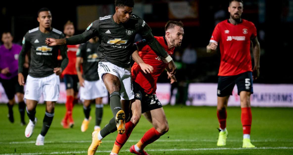 Video clip Luton Town 0-3 MU, Kết quả League Cup, Kết quả cúp Liên đoàn Anh, Kết quả MU đấu với Luton Town, Kết quả bóng đá Anh, Greenwood, Rashford, Mata