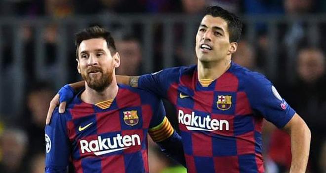 Messi, Suarez, Luis Suarez, Barcelona, Barca, chuyển nhượng, bóng đá, bóng đá hôm nay, Atletico Madrid, La Liga