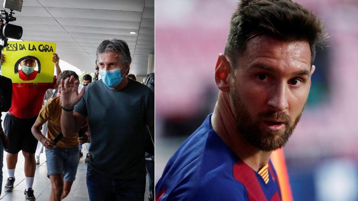 Messi gửi thư phản bác La Liga về điều khoản giải phóng trị giá 700 triệu euro