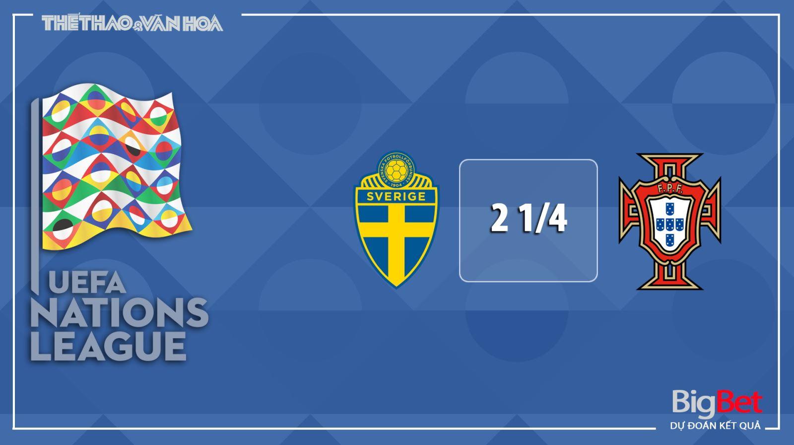 Thụy Điển vsBồ Đào Nha, Thuỵ Điển, Bồ Đào Nha, soi kèo bóng đá, soi kèo Thụy Điển vsBồ Đào Nha, kèo bóng đá, trực tiếp bóng đá