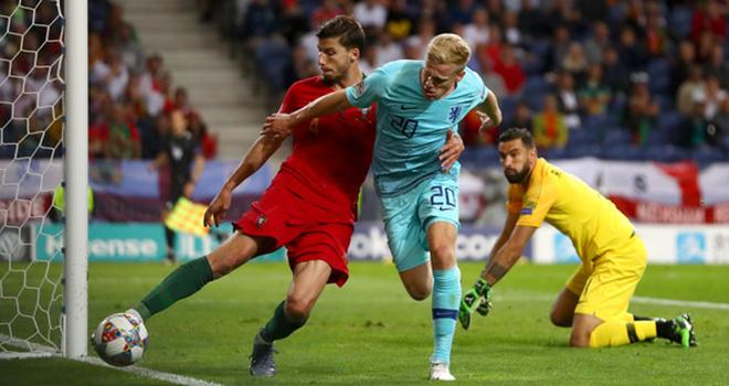 Ruben Dias, bóng đá, bóng đá hôm nay, Man City, manchester city, jose mourinho, van dijk, pep guardiola