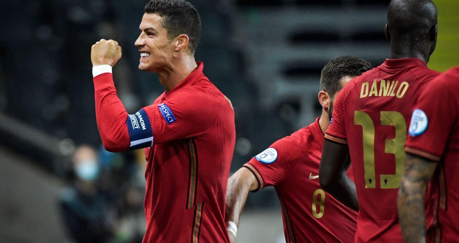 bóng đá, bóng đá hôm nay, ronaldo, cristiano ronaldo, bồ đào nha, uefa nations league, sergio reguilon, real madrid, MU, manchester united