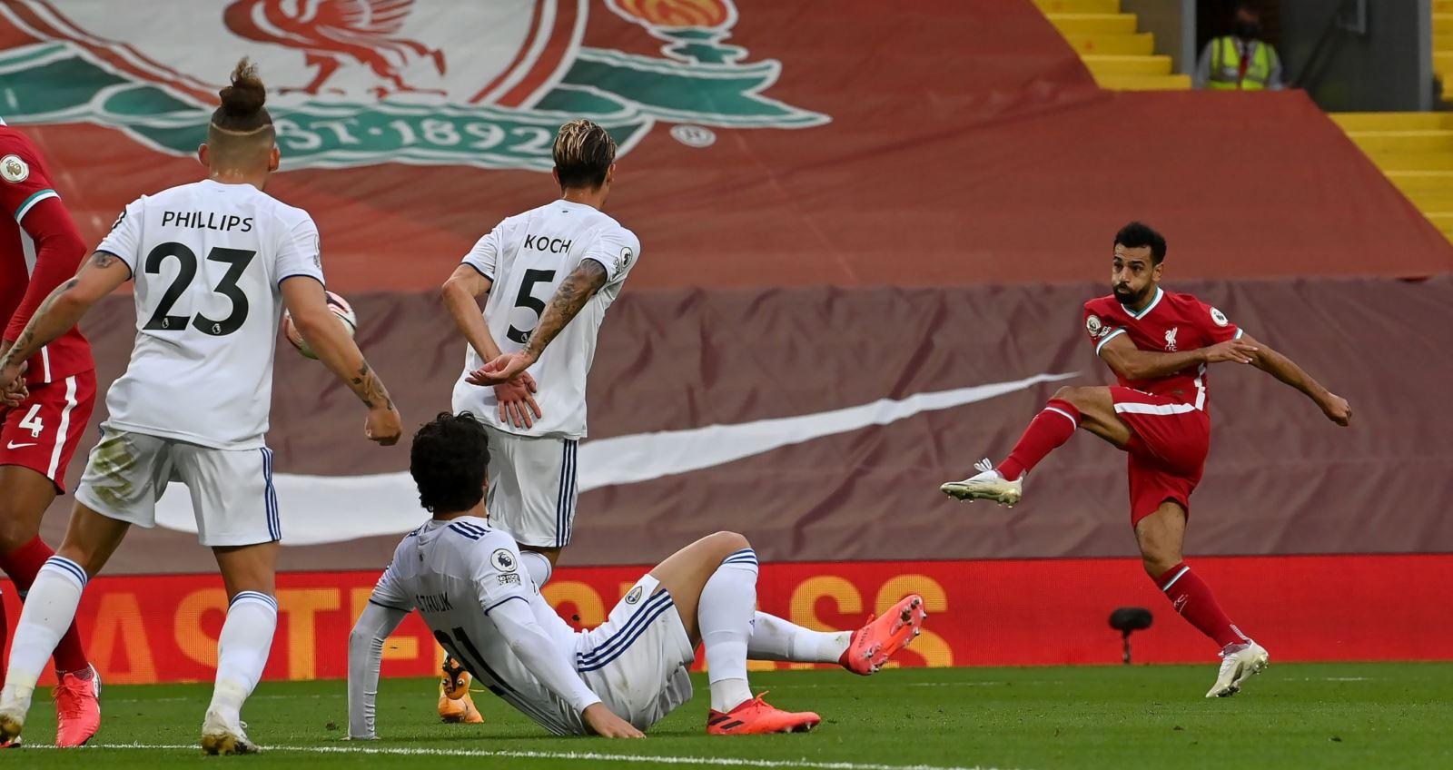 Liverpool vs Leeds United, Liverpool, Leeds United, kết quả bóng đá, bóng đá, bong da, liverpool, leeds united, salah, mohamed salah