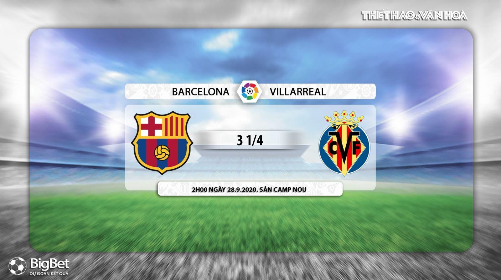 Barcelona vs Villarreal, Barcelona, Villarreal, so kèo Barcelona vs Villarreal, dự đoán Barcelona vs Villarreal, nhận định Barcelona vs Villarreal