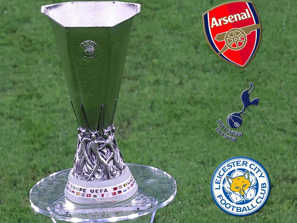 Bốc thăm chia bảng cúp C2: Arsenal và Tottenham dễ thở, AC Milan gặp thách thức