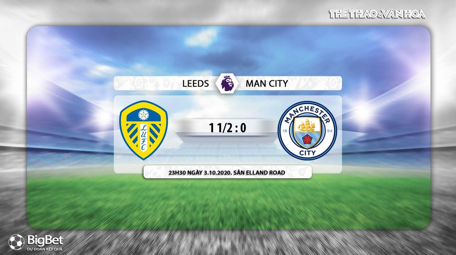 Soi kèo Leeds vs Man City, Leeds, Man City, Man City, kèo bóng đá Leeds vs Man City, nhận định Leeds vs Man City, dự đoán