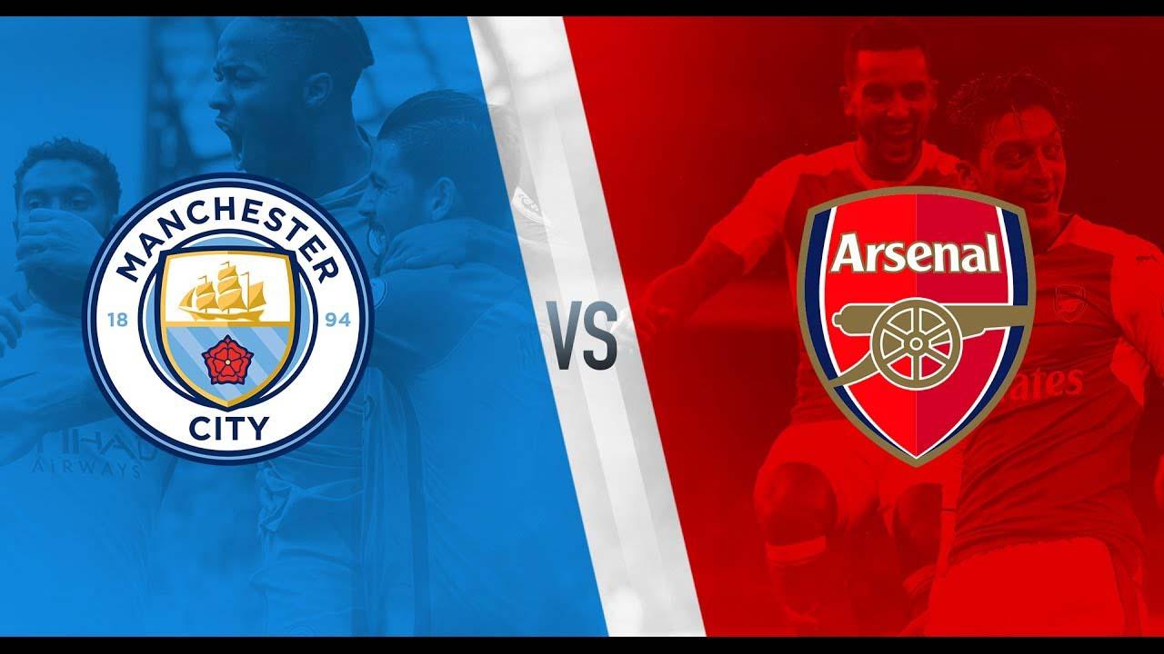 Trực tiếp bóng đá. Man City vs Arsenal. Link xem trực tiếp Ngoại hạng Anh vòng 5