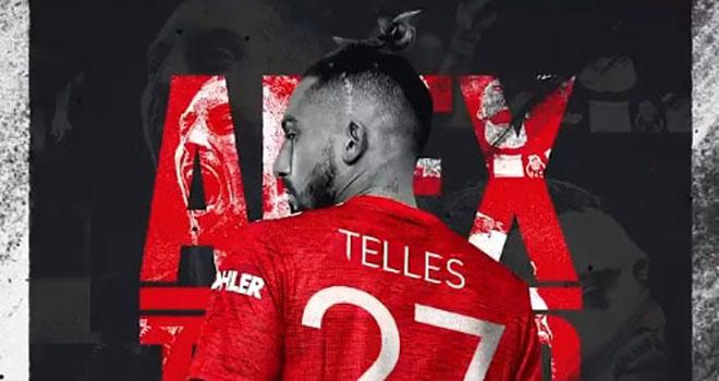 Premier League,Manchester United FC,Arsenal FC,Gareth Bale,Tottenham Hotspur FC,Rhian Brewster, MU, bóng đá, Alex Telles, Thomas Partey, Gareth Bale