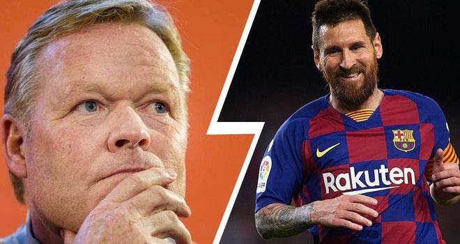 bóng đá, bong da, messi, pep guardiola, man city, barcelona, barca, bóng đá, chuyển nhượng, la liga, ronald koeman