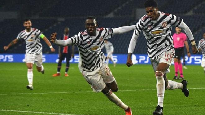 PSG 1-2 MU: Martial phản lưới, Rashford toả sáng giúp MU mở màn suôn sẻ