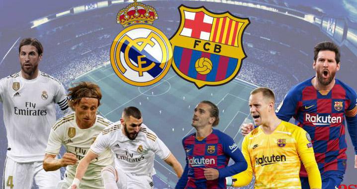 Barcelona vs Real Madrid, Barca, Real Madrid, trực tiếp bóng đá, trực tiếp Barcelona vs Real Madrid, trực tiếp bóng đá hôm nay, lịch thi đấu bóng đá hôm nay