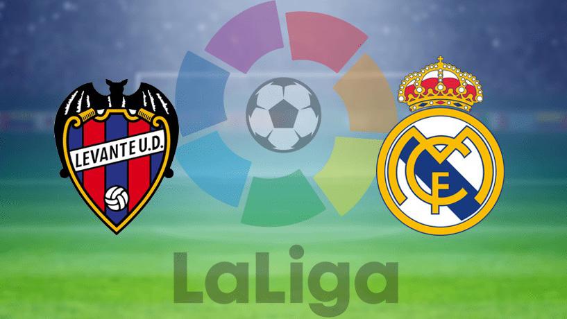 Kết quả bóng đá Levante 0-2 Real Madrid: Vinicius và Benzema ghi bàn, Real giành 3 điểm
