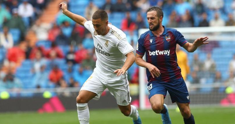 Truc tiep Levante vs Real Madrid, trực tiếp bóng đá Tây Ban Nha, La Liga vòng 5, BĐTV, trực tiếp bóng đá TBN, trực tiếp Real Madrid đấu với Levante, kèo nhà cái