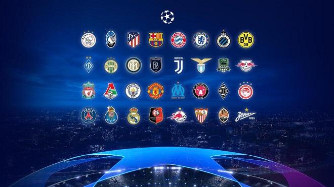 Trực tiếp lễ bốc thăm chia bảng Champions League 2020/21