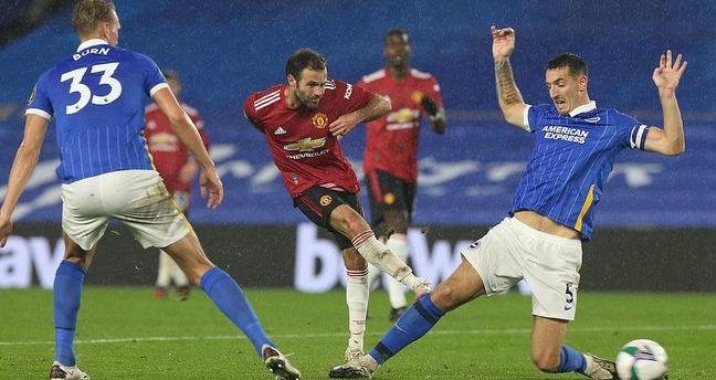 MU, manchester united, bóng đá, bong da, Juan Mata, Mata, Brighton, manchester united