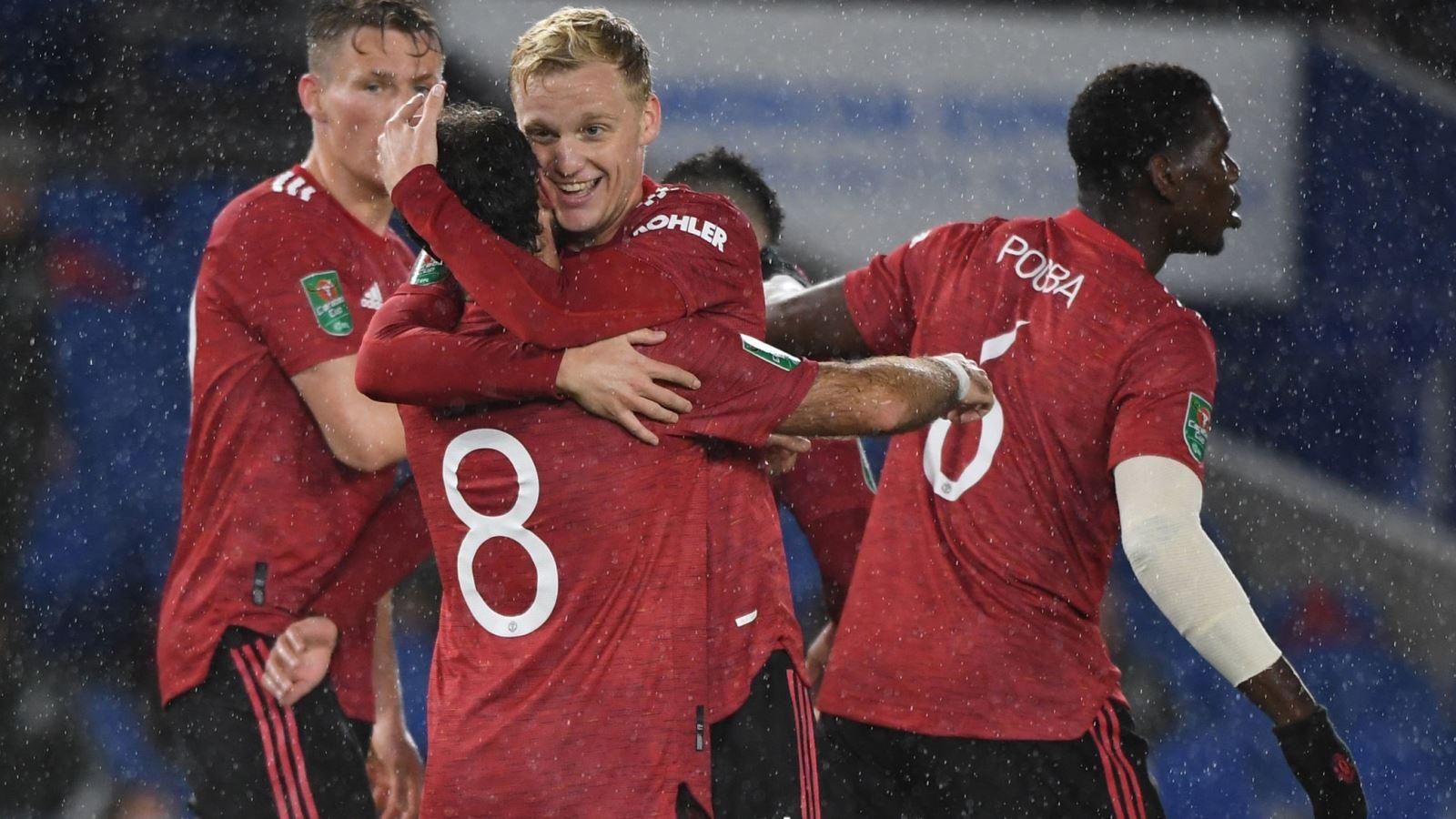 Bóng đá hôm nay 1/10:MU thắng đậm ở Cúp Liên đoàn, hết hy vọng giành Jadon Sancho