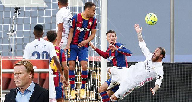 Barcelona, Barca, VAR, Real Madrid, kinh điển, bóng đá, bóng đá hôm nay, lịch thi đấu, Real