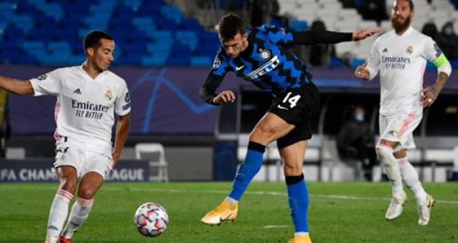 ket bong da, K+PM, Real Madrid vs Inter Milan, Cúp C1, Trực tiếp bóng đá, kết quả bóng đá Real Madrid đấu với Inter Milan, kết quả Real vs Inte