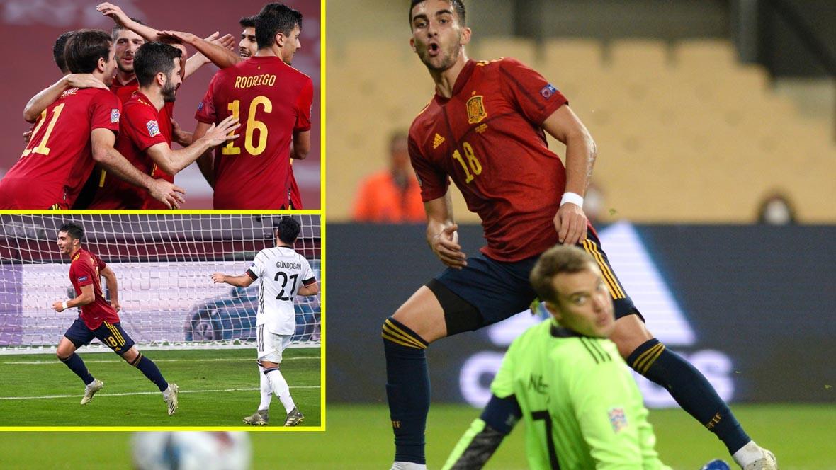 Điểm nhấn Tây Ban Nha 6-0 Đức: Đức phòng ngự như mơ ngủ. Sao trẻ Man City đi vào lịch sử