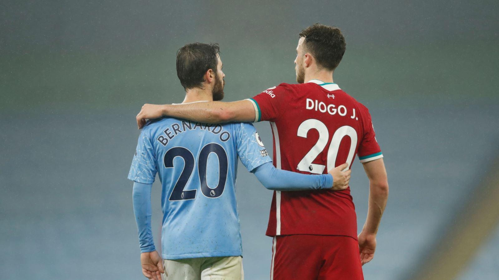 """ĐIỂM NHẤN Man City 1-1 Liverpool: City vẫn """"lạc trôi"""", Liverpool xa dần ngôi đầu"""