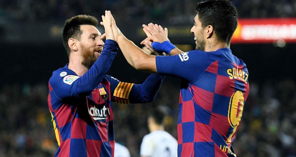 Barcelona, Barca, bóng đá, bong da hom nay, lịch thi đấu bóng đá, Luis Suarez, Lionel Messi, chuyển nhượng