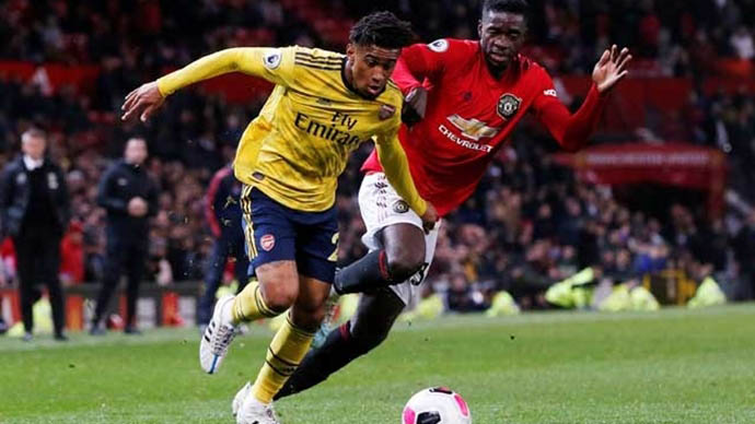 Cập nhật trực tiếp bóng đá Anh: MU vs Arsenal, Tottenham vs Brighton