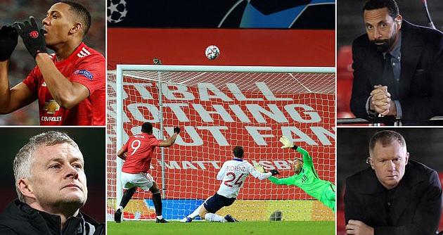 bóng đá, Martial, Anthony Martial, Solskjaer, paul scholes, mu, psg, manchester united, rio ferdinand