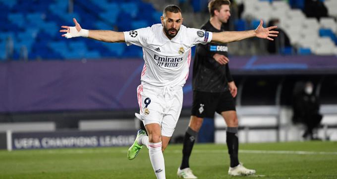 Ket qua bong da, Real Madrid vs Gladbach, Inter vs Shakhtar, Kết quả cúp C1, Kết quả Champions League, Cúp C1, Champions League. Bảng xếp hạng cúp C1, BXH Champions League