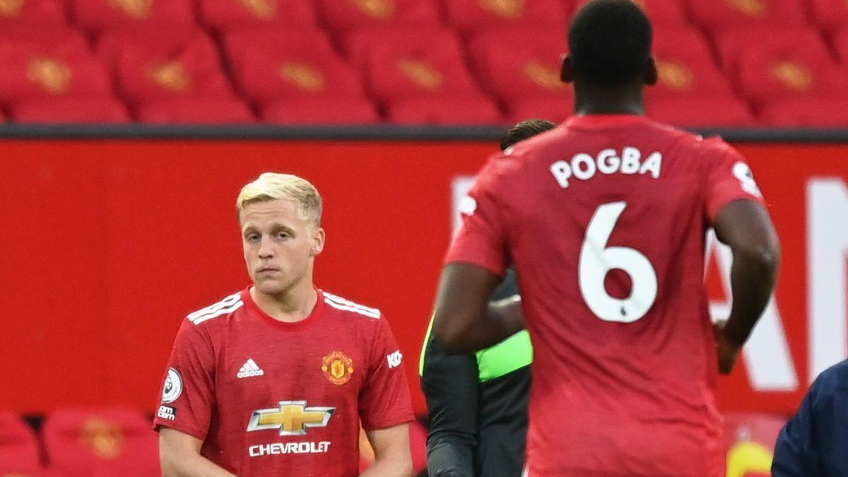 Sheff Utd - MU: Van de Beek có thể thay Pogba nhưng cần được đá nhiều hơn
