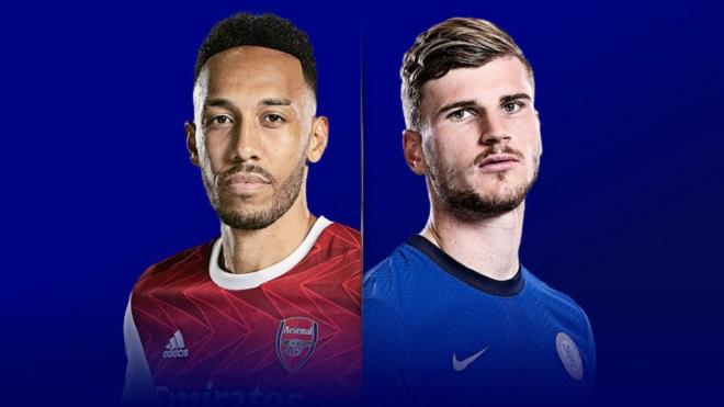 K+PM trực tiếp bóng đá Anh hôm nay: Arsenal vs Chelsea (00h30, 27/12)