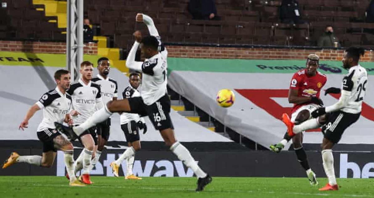 Lich thi dau bong da hom nay, Pogba, cavani, kết quả bóng đá, Fulham vs MU, K+, K+PM, BXH Anh, kết quả Fulham vs MU, MU vs Fulham, Ngoại hạng Anh