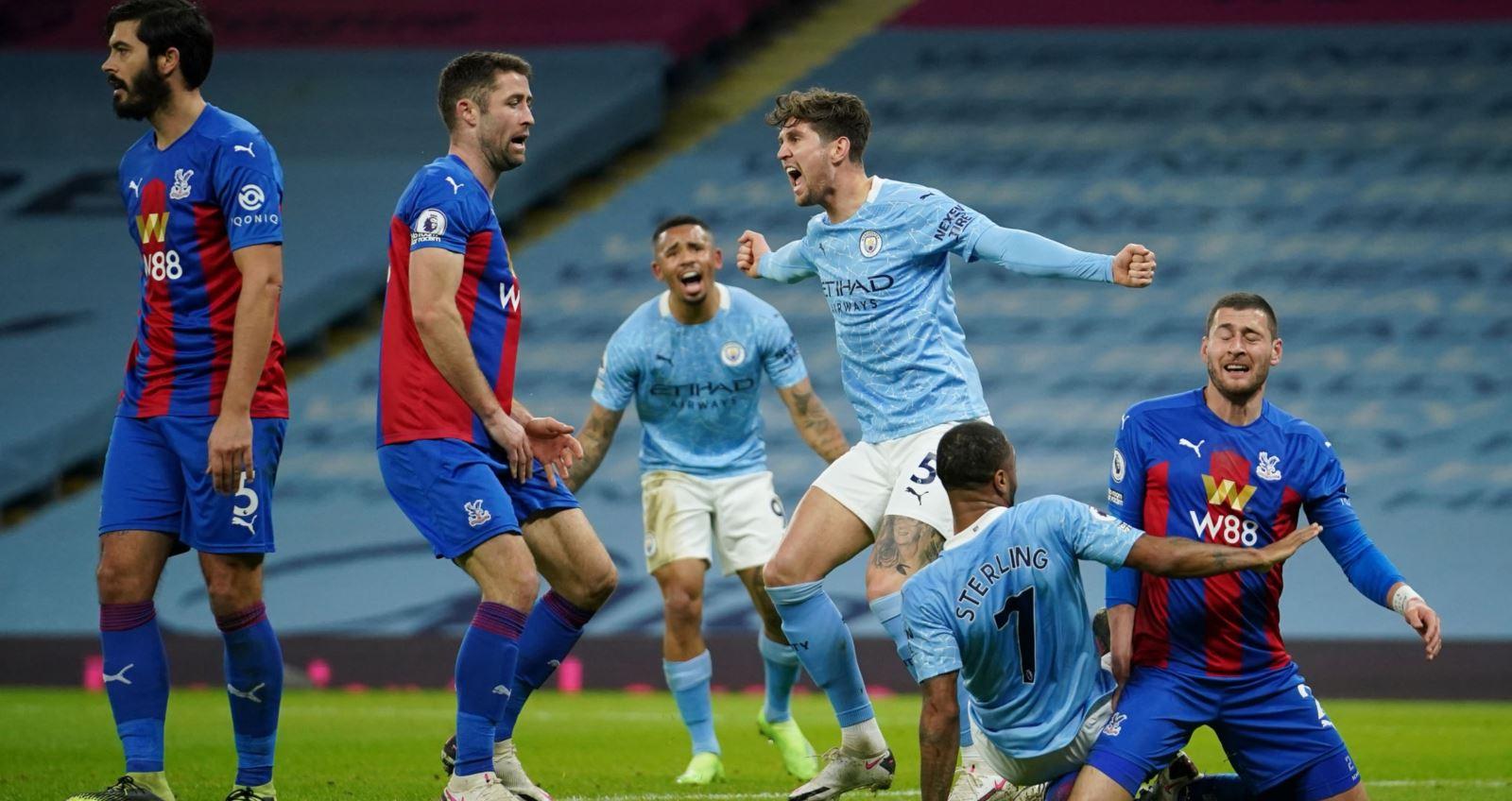 Man City, Video clip bàn thắng Man City vs Crystal Palace, Kết quả bóng đá Anh, kết quả bóng đá, lịch thi đấu, kết quả man city vs crystal palace