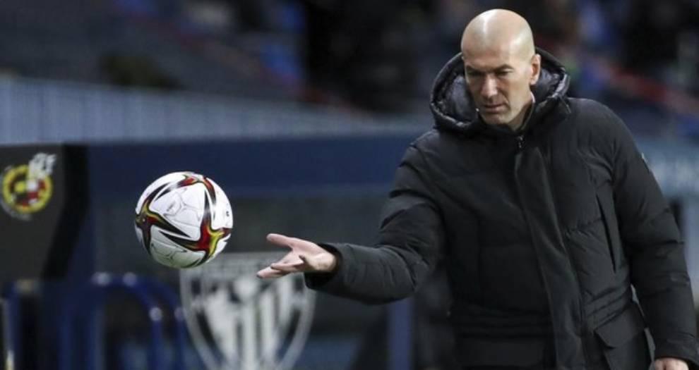 Real Madrid, Zidane, Zidane dương tính, Zidane nhiễm Covid-19, tin tức Real Madrid, bóng đá Tây Ban Nha, tin tức bóng đá Tây Ban Nha, lịch thi đấu bóng đá La Liga