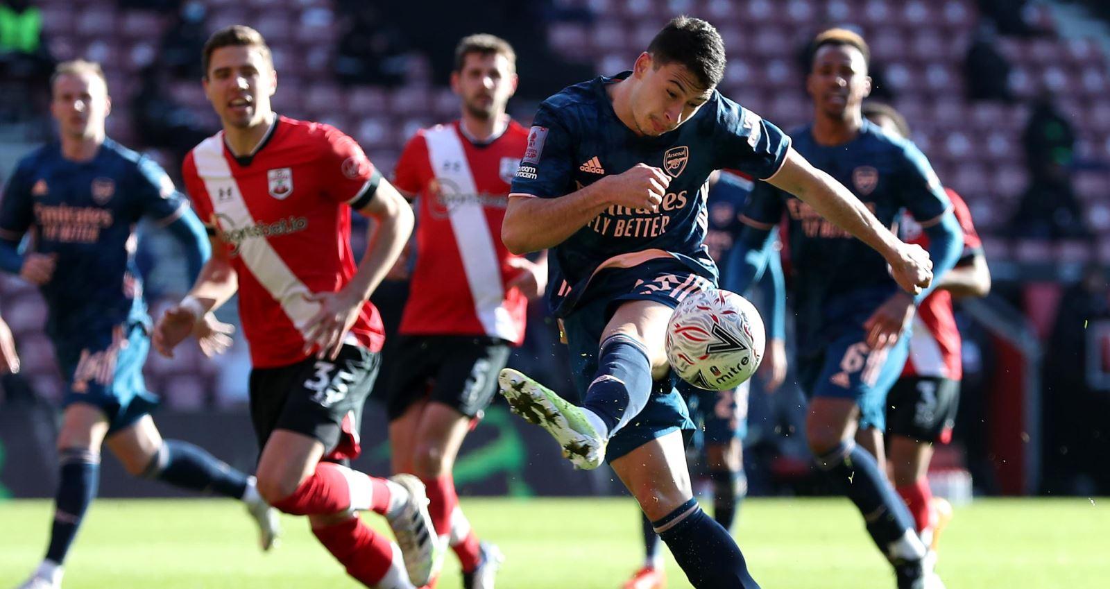 Video Southampton 1-0 Arsenal, Video clip bàn thắng trận Southampton 1-0 Arsenal, Arsenal, Southampton, arsenal, southampton, bóng đá, kết quả bóng đá