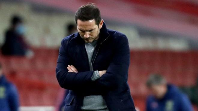 NÓNG: Lampard bị Chelsea sa thải, Tuchel thay thế